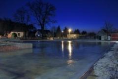 Eislauffläche - Lade